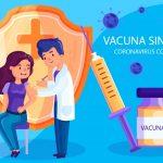 Estamos trabajando en el tema de la vacuna contra el COVID-19