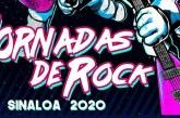 ISIC | JORNADAS DE ROCK SINALOA 2020, paquete fotográfico de bandas a presentarse este fin de semana