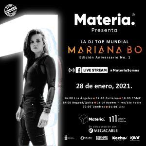 """DJ """"Mariana Bo"""""""