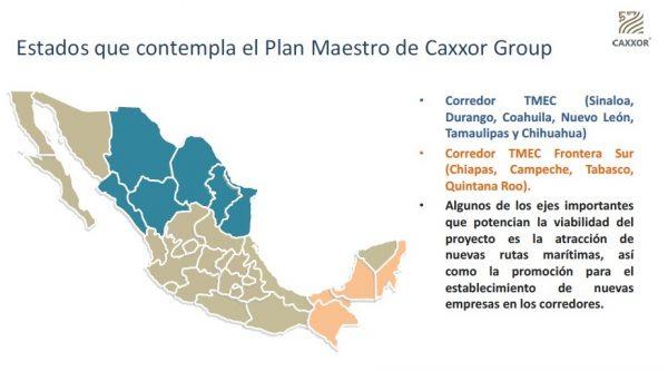 Corredor T-MEC Mazatlán el Puerto Mexicano del Futuro 2021 4