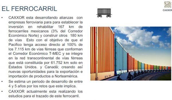 Corredor T-MEC Mazatlán el Puerto Mexicano del Futuro 2021 7