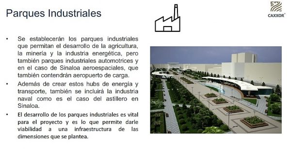 Corredor T-MEC Mazatlán el Puerto Mexicano del Futuro 2021 9