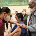 En Sinaloa con orden y sin contratiempos, avanza vacunación de personal de salud contra Covid-19