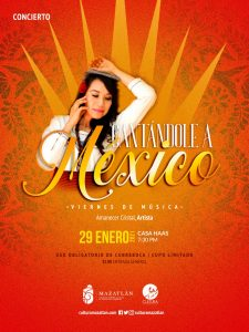 """Cantándole a México"""