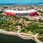 Y Mazatlán se viste de Serie del Caribe