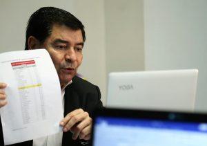 Javier Lizárraga Mercado Comparecencia Congreso Sinaloa Enero 2020 1