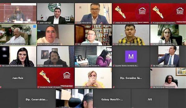 Javier Lizárraga Mercado Comparecencia Congreso Sinaloa Enero 2020 3
