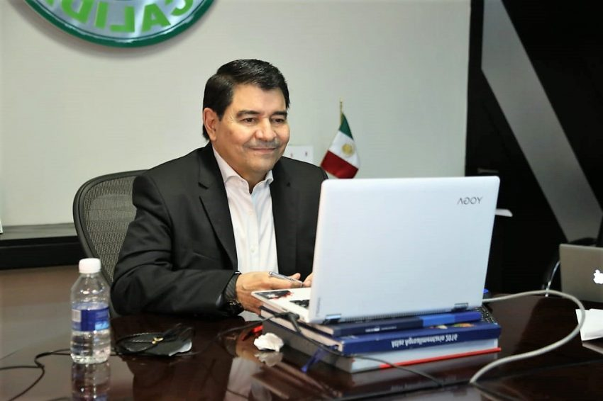 Javier Lizárraga Mercado Comparecencia Congreso Sinaloa Enero 2020