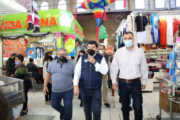 Javier Lizárraga Mercado Recorrido Mercado Pino Su+arez Mazatlán Enero 15 2021