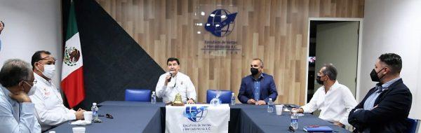 Javier Lizárraga Mercado Reunión Ejecutivos de Ventas Culiacán Enero 2021 3