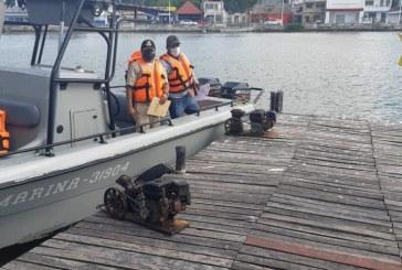 Lograron acciones federales la retención precautoria de más de 72 toneladas de producto pesquero y acuícola