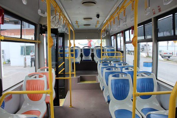 Mazatlán Prueba Primer Camión Urbano Eléctrico Enero 2021 3