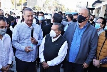 Mazatlán estrena nueva cara urbana, inauguran modernización de la Camarón Sábalo