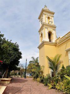 Resumen de Viajes 2020 Sandra La Noria Iglesia
