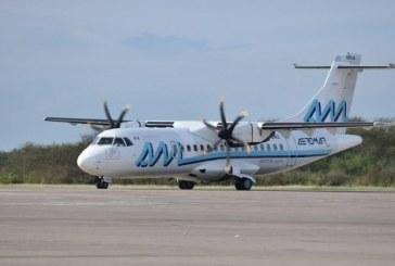 AeroMar lanza la ruta Guadalajara-Mazatlán a partir del 18 de marzo
