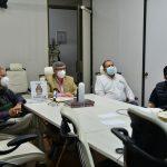 Autoridades sanitarias y electorales conjugan esfuerzos para un proceso sano