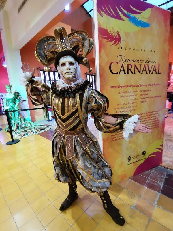 Expo Recuerdos de un Carnaval así Inicia el Carnaval sin Carnaval de Mazatlán 2021 2
