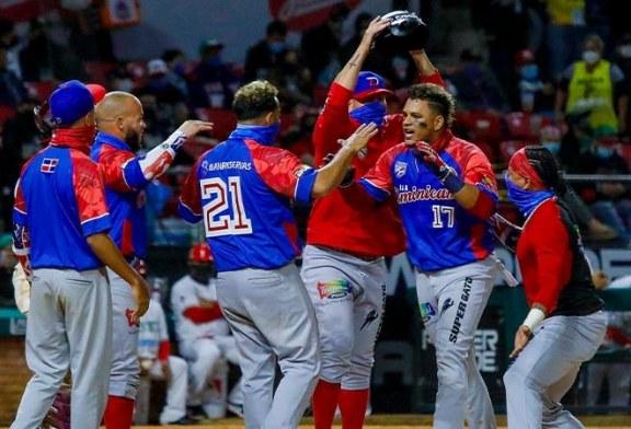Dominicana derrota 4 – 2 a México