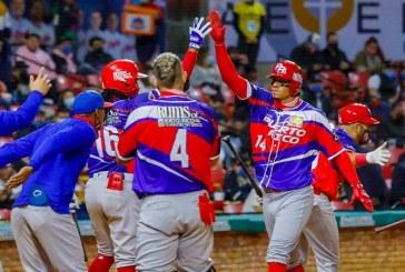 Puerto Rico Derrota 6 a 4 a México