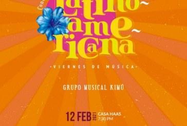 Concierto de Música Tradicional Latinoamericana