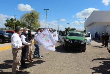 Inicia operaciones la Policía Ambiental en Angostura; es la primera en su tipo en Sinaloa
