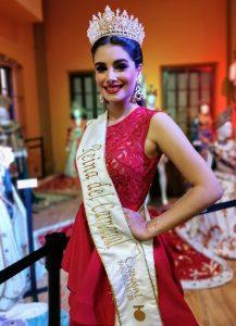 Libia Zulema II Reina del Carnaval de Maztalán 2020