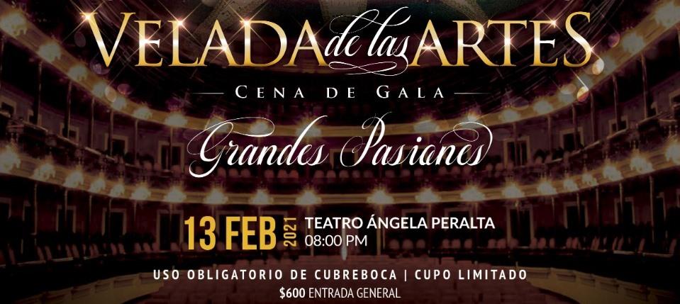 """Mazatlán celebrará el arte y la cultura con la """"Velada de las Artes""""."""