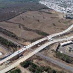 Quirino inaugura la avenida Atlántico en Mazatlán