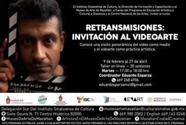 Invitación al videoarte por Eduardo Esparza