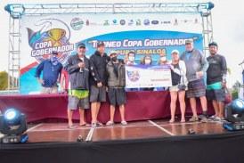 """Todo un éxito el torneo de pesca """"Copa Gobernador 2021, Puro Sinaloa"""""""