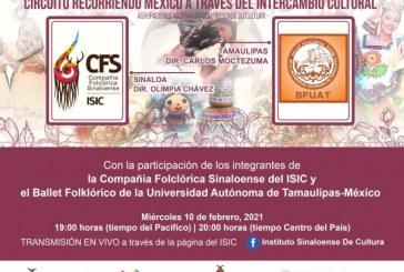 Ballet Folklórico de la Universidad Autónoma de Tamaulipas