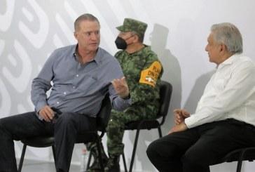 Se construirán ocho cuarteles de la Guardia Nacional en Sinaloa