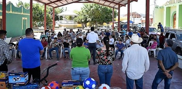 Anuncia Municipio de Concordia solución al añejo problema del Agua en El Verde 2021