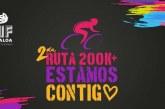 "Anuncia Rosy Fuentes 2 da Rodada 200 k ""Estamos contigo, de corazón"""