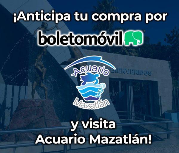 Boeltomovil Acuario Mazatlán 2021