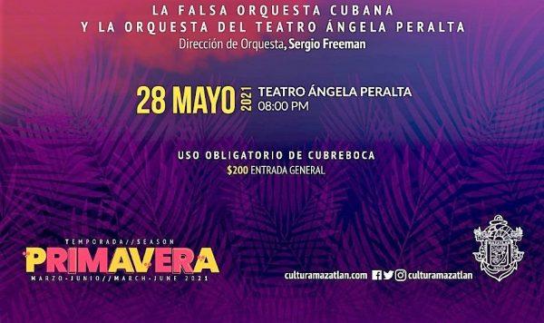 Cabaret Cultura Mazatlán 2021 1