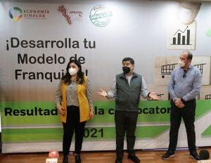 En Sinaloa dan a conocer a los ganadores de la Convocatoria Desarrolla tu Modelo de Franquicias 2021 2