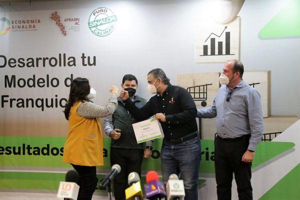 En Sinaloa dan a conocer a los ganadores de la Convocatoria Desarrolla tu Modelo de Franquicias 2021 3