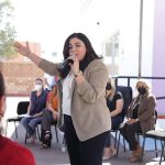 Entregan equipos productivos al Centro de Justicia para las Mujeres