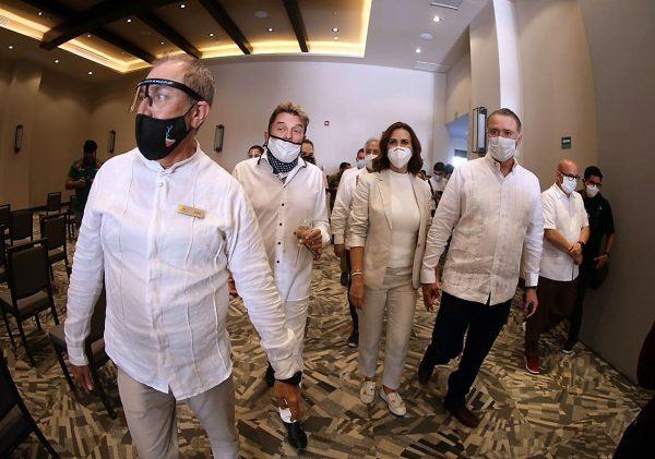 Ernesto Coppel Kelly Reinaugura en Hotel Pueblo Bonito Mazatlán Segundo Tianguis Digital Sede Mzt 2021 3