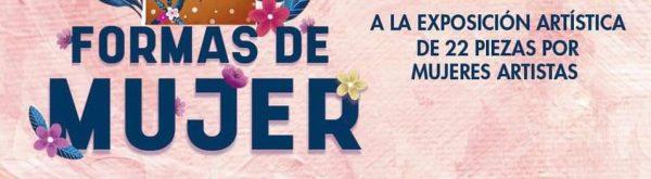 Formas de Mujer Día Internacional d ela Mujer 2021 Maztalán Evento c