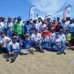 Gran convocatoria en la cuarta edición del Torneo de Pesca de Orilla Copa Gobernador 2021