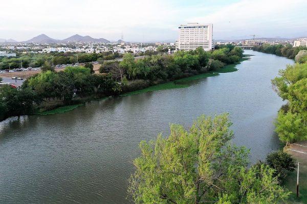 Inician las Obras del Puente Bimodal en el Río Humaya de Culiacán 2021 4