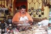 """La Talabartería y la marroquinería de La Noria: Pierden a """"Jony"""" Salas"""
