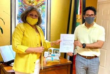 Julieta Hernández Barraza rinde protesta como subsecretaria de Educación Básica en la SEPyC