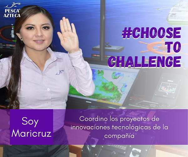 Maricruz Ramirez Pesca Azteca Business Process Analyst 2021
