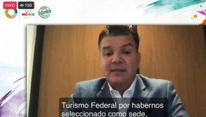 Miguel Torruco Marqués Secretario de Turismo Federal Resutados Segundo Tianguis Digital 2021 Maztalán 1