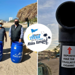 Playas limpias, un compromiso de todos