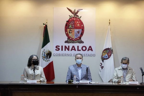 Quirino ordaz Coppel El Dorado y Juan José Ríos Municipios AProbación de Decreto 2021 2