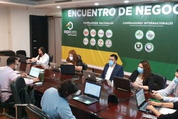 Realizan185 encuentros de negocios empresas sinaloenses con cadenas nacionales e internacionales en Expo Ceres 2021